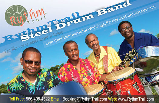 Steel Drum Band Daytona Beach Florida